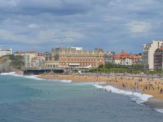 Appartement Les pieds dans l'eau Biarritz