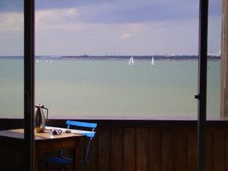 Beach Flat - Sea view (VUE MER)  PI, La Rochelle