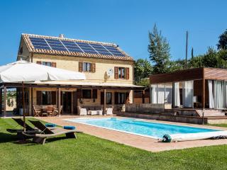 Villa Mille Querce, Monte Giberto