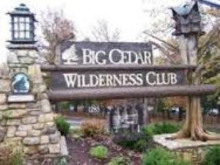 Wilderness Club at Big Cedar.