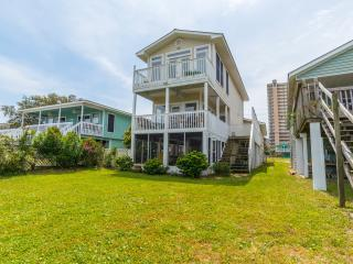 Rising Tide / 4BR 4BA Beach House / Lagoon View! / Pet Friendly!