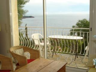 Charmante Villa Vue Mer Panoramique Clim et Wi-Fi