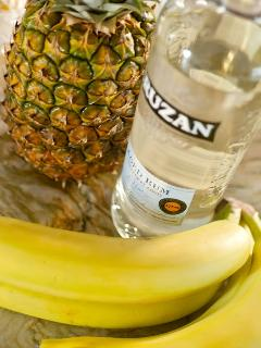 Local Cruzan rum