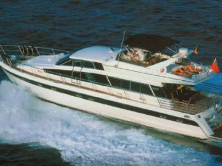 70' LUXURY YACHT IN SOUTH BEACH - 4BR - SLEEPS 8, Miami Beach