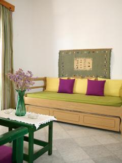 Seating Area, Sofa-Bed