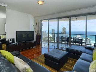 GREAT VALUE STUNNING OCEAN AND CITY VIEWS  a1312, Surfers Paradise