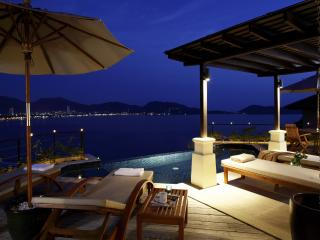 Three Bedroom Sea View Pool Villa - 1, Patong