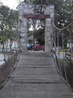 Áreas Comunes - Puente Colgante