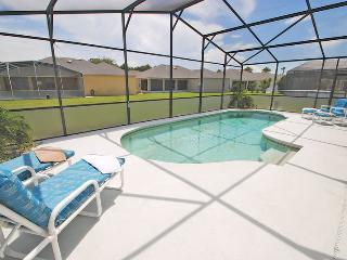 Pool and large sun deck