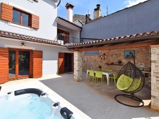 Casa Rojnic fur 10 Personen mit Jacuzzi und  Sauna, Vodnjan