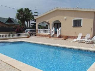 Beautiful detached 3 bedroom villa with private po, Catral