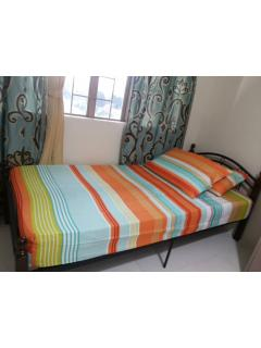 Bedroom with Double Bed and Aircon