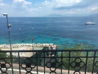 """"""" MARINA GRANDE Home """" beach front CASA D ACUNTO, Capri"""