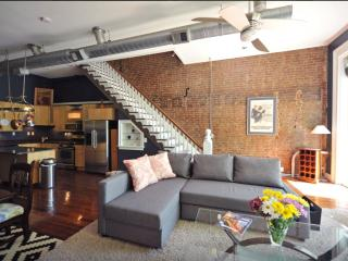 Historic Urban Loft, Louisville