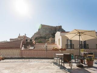 Comfy  Apartment, amazing tarasse Akropolis view