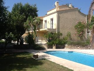 Villa Wih Pool In St Paul En Foret, Nr Fayence,