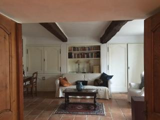 Recently refurbished townhouse in Grimaud Village.