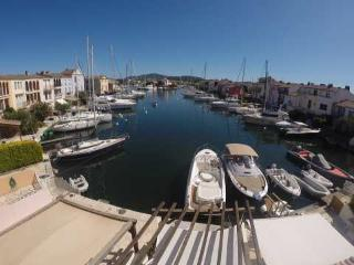 Recently refurbished 4 bed house in Port Grimaud.