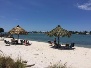 Beautiful Island on Boca Ciega Bay & The Beach, St. Petersburg