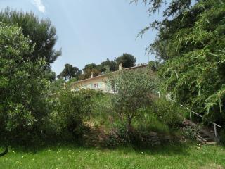 Villa sur les hauteurs de Beaucaire