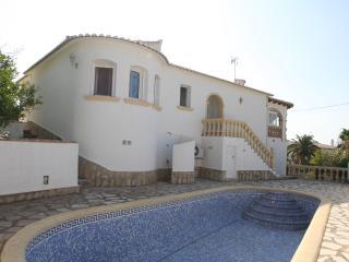 Casa con vista al Castillo y Puerto, Denia