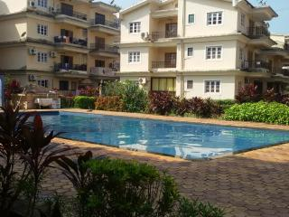 Vacation Rental 2 BHK Apartment (Air conditioned), Bardez
