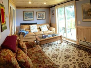 Cozy relaxing living room.