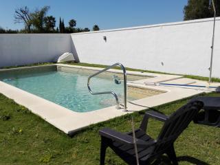 Chalet Los Gallos c/piscina ,barbacoa y chimenea