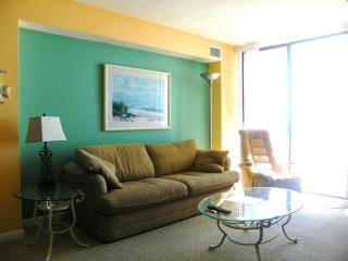 Beautiful 3-Bedroom Oceanfront Condo, North Myrtle Beach