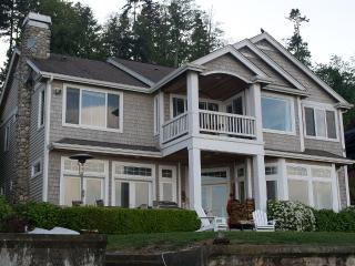 Beach Front Home On Bainbridge Island Wa Amazing