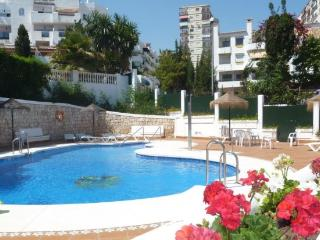 Pueblo Quinta, 1 b. apartment 2 m. from the beach.