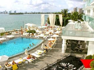 2BR Waterview Mondrian South Beach, Miami Beach
