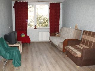 20 minuts from city center three bed-room apart.