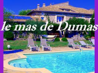 LE MAS DE DUMAS - Gites et chambres d'hotes, Gras