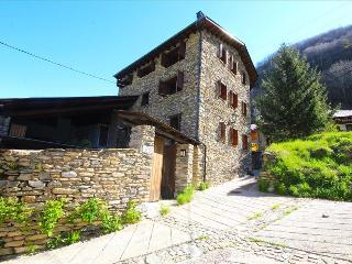 Casa Mora d'Aiguabella, Espui