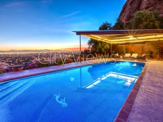 Amazing Views, City Lights Best Location on Camelback! Close to Old Town, Luxury, Scottsdale
