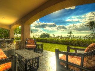 Gorgeous 2 Ensuite Villa | P. Ocean View | 550sqft Lanai- Pvt BBQ, Waikoloa