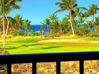 New-Stunning Penthouse Villa | 2 Ensuite | Ocean View | Lg Lanai w/BBQ, Waikoloa
