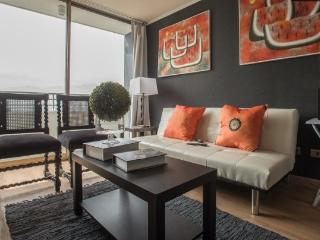 A2 Nice ,cozy , views up to 5 , subway front door, Santiago