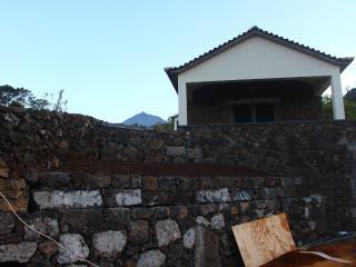 Terraço em pedra-ainda em construção