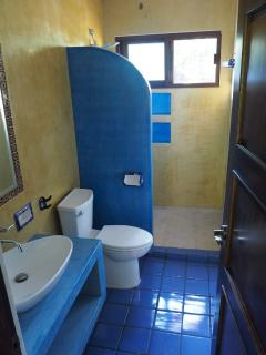 Bathroom of the room Jardin