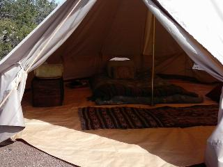 Luxury Camping/Glamping - Farm Stay - Trail Ride, Tombstone