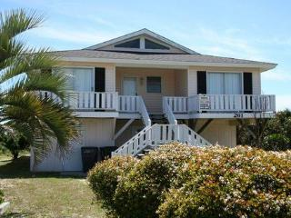 Seaside - Charming Oceanfront House ~ RA72974, Holden Beach