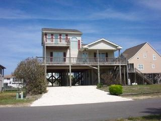The Dolphin House at Holden Beach