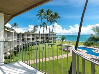 Enjoy Sunset at Maili Cove Ocean Beach Front Condo close to Ko Olina Resort