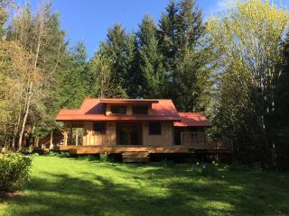 Cedar Dream Guest Home, Salt Spring Island