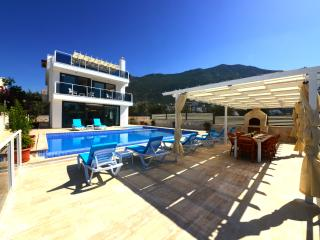 5 bedroom Luxury villa rental in Kalkan near town