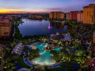 Wyndham Bonnet Creek2 bedroom condo, Orlando