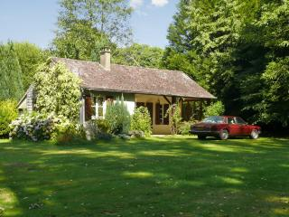 Quaint house with private pond and WiFi, Lourdoueix-Saint-Pierre