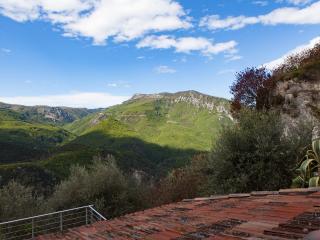 vue depuis la maison house view